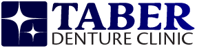 Taber Denture Clinic Logo